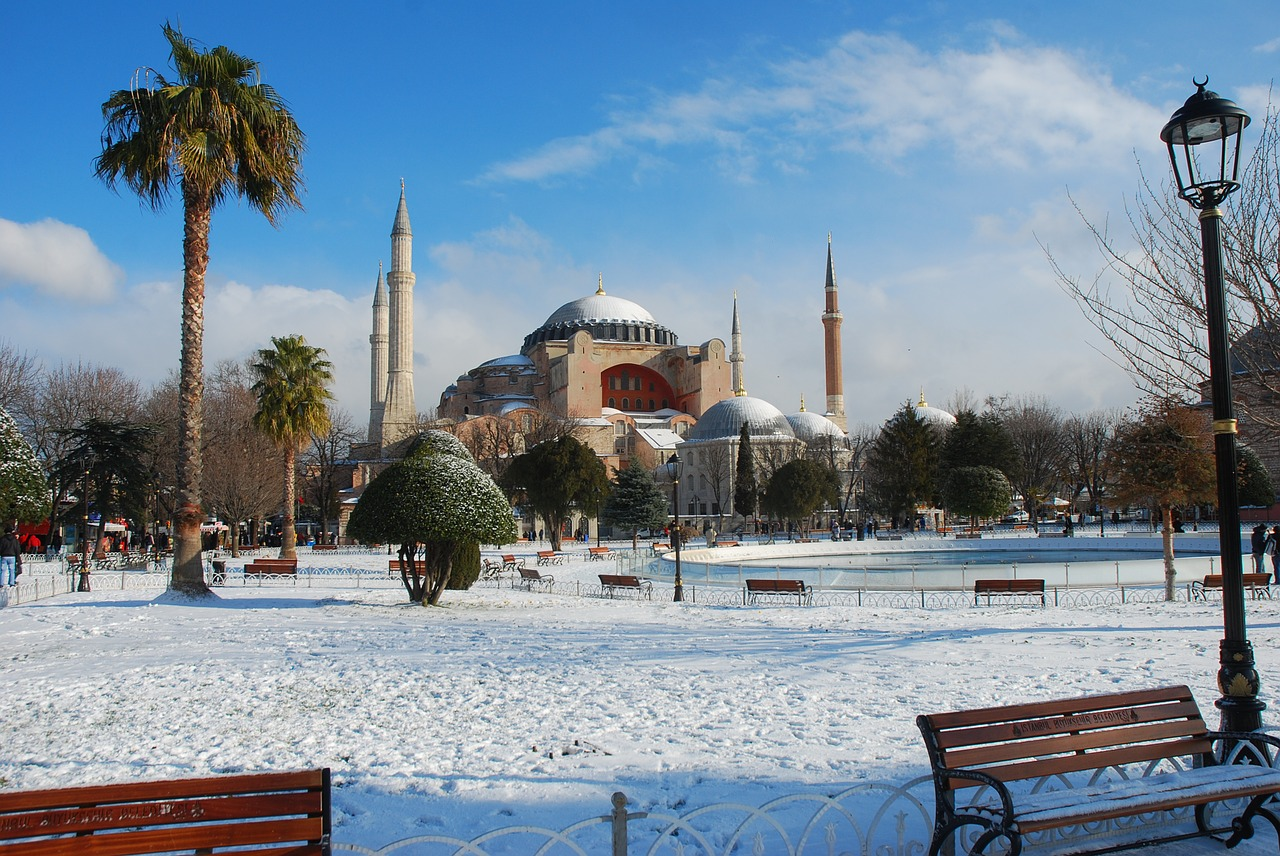 Hagia Sophia 910081 1280