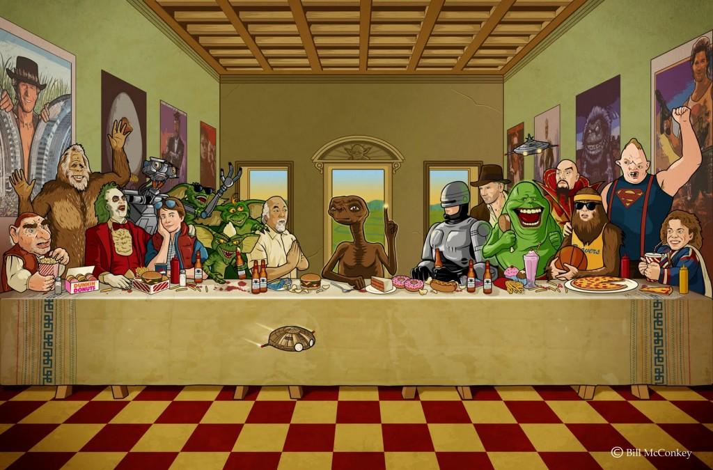 Supper Eighties Movies