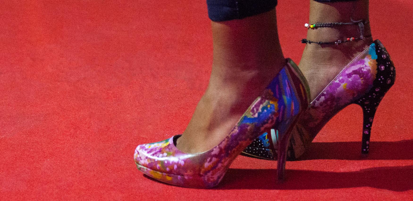 Zapatos Desfile Portobello Rota