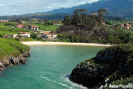 Poo Beach Llanes Asturias