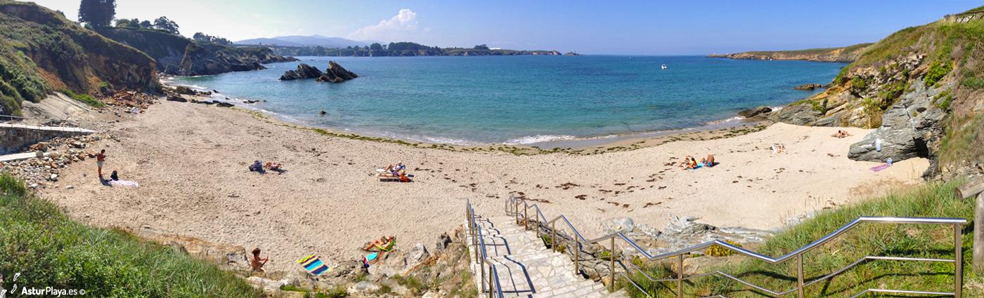 Arnao Beach Castropol Mainpic