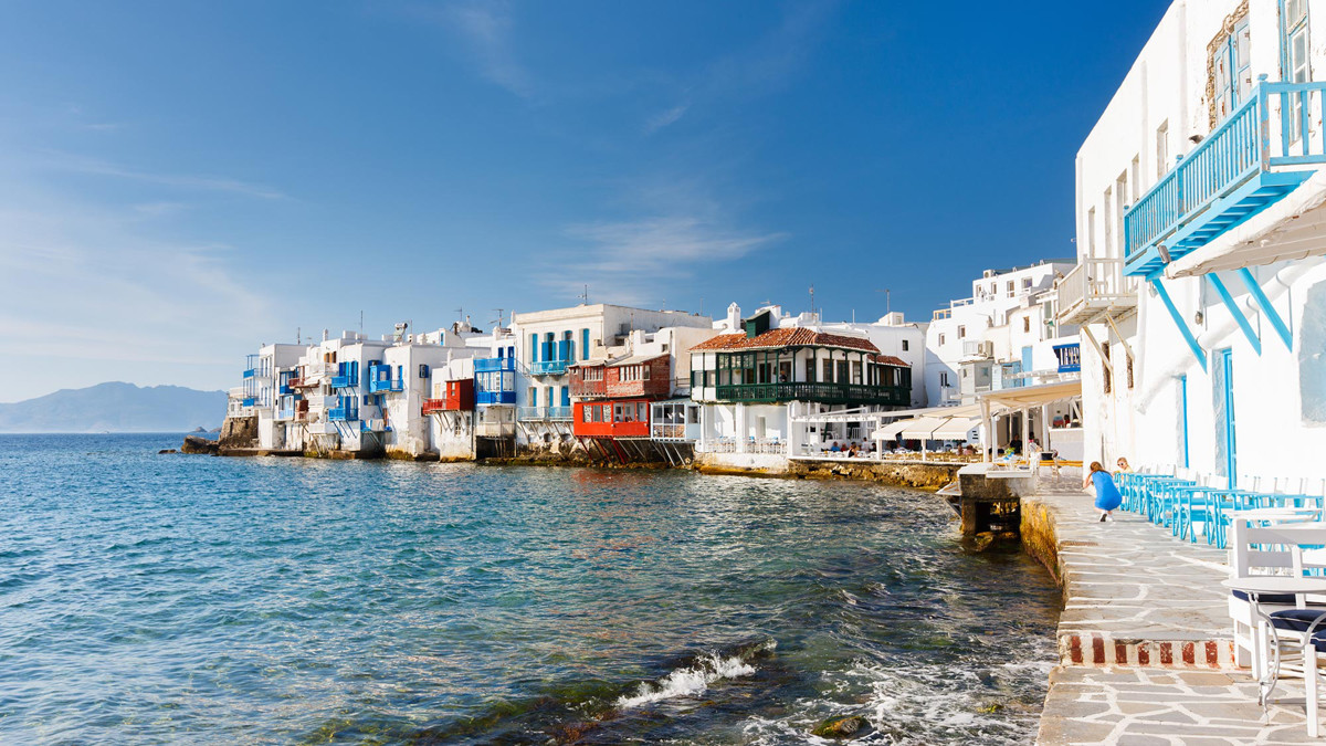 Yanpy Post 147 Sailing Mykonos Cyclades Islands Greece