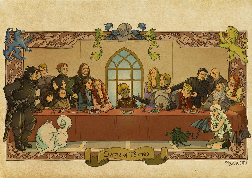 Supper Game Of Thrones2 Jpg