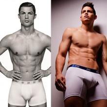 Ronaldo Vs. James