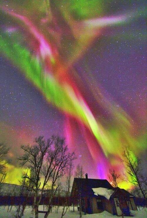 Aurora Boreal 9