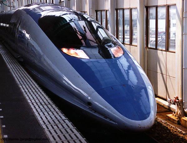 Shinkansen500