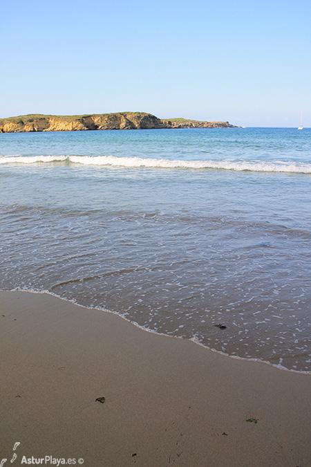 Santa Gadea Beach Asturias