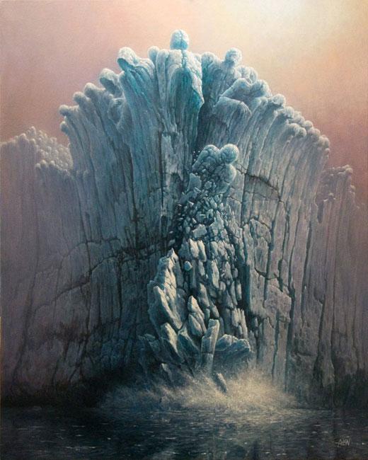 Title Glacier