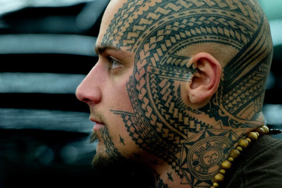 Top 10 Tatuajes En La Cabeza Beqbe