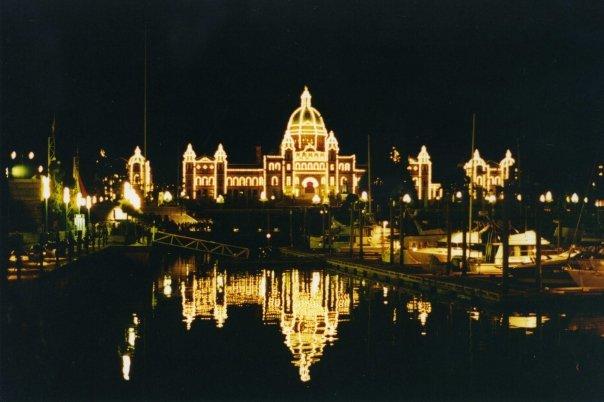 El Parlamento En La Isla Victoria Victoria Island Bc