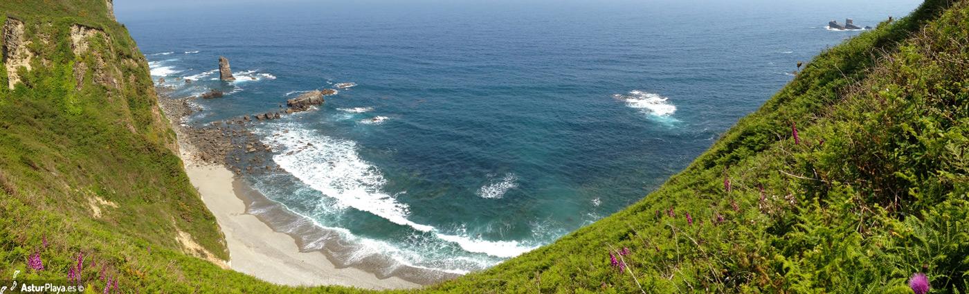 Fontanecha Beach Asturias Mainpic