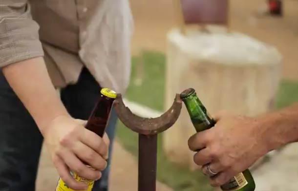 101 Ways To Open A Beer Bottle 2