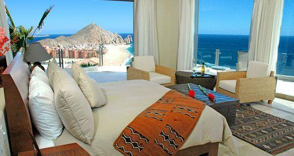 Bedroom Island Villa