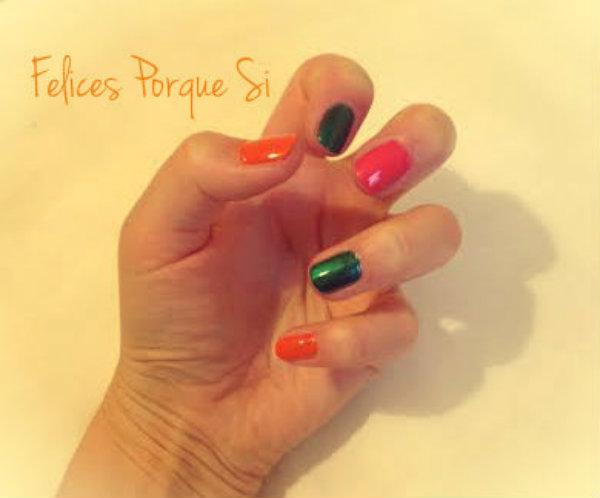 Placer en mis uñas