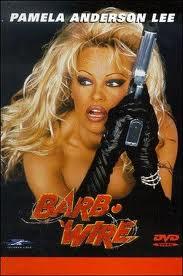 Pamela Anderson Barba Wire Caratula