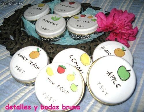 Brillos Labiales Aromas Surtidos Detalles Invitados Bodas Comuniones Bautizos 6666780z0