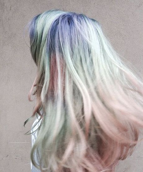 Opal Hair Tendencia