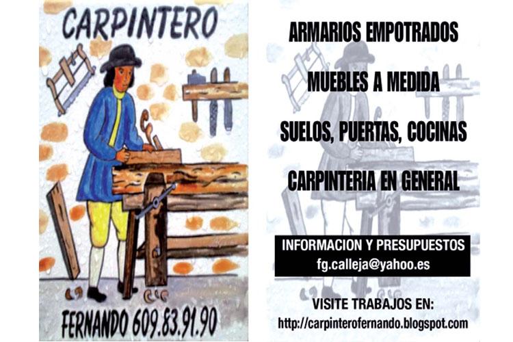 Carpintero Fernando