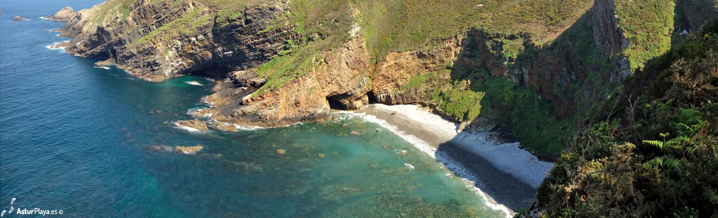 Llastra Colle Beach Asturias Mainpic