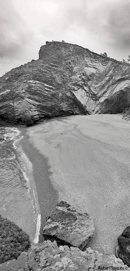 Puertochico Beach Cudillero Asturias Spain