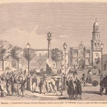 San Luis Potosí - Le Monde illustré