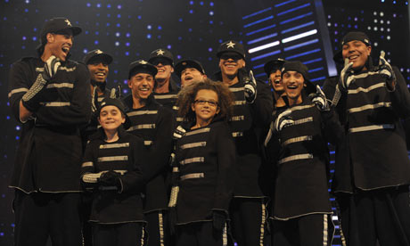 Diversity Winners Of Brit 001