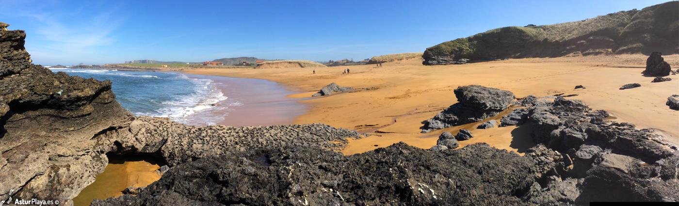 Verdicio Beach Asturias4
