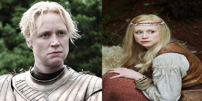 Brienne Actores Jovenes Got