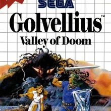 Golvellius, mejor RPG Sega Master System