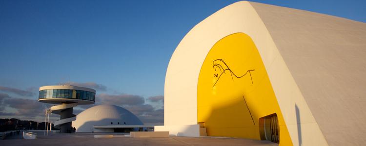 Ventajas en el Centro Niemeyer