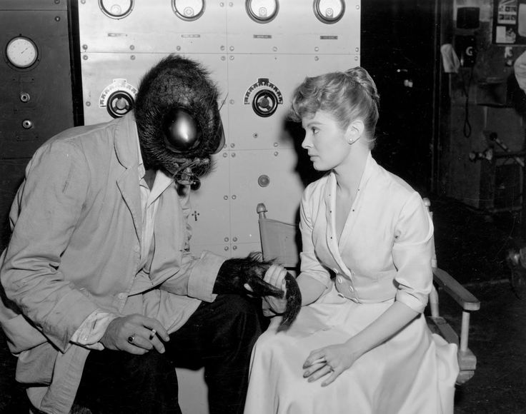 Behind The Scenes Of The Fly 1958