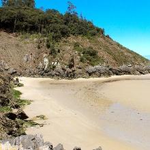 Playa de La Entrada - Llanes