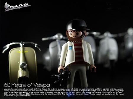 Vespa Playmobil 01