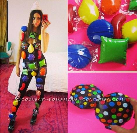Disfraces Caseros Carnaval 2014 Candy Crush