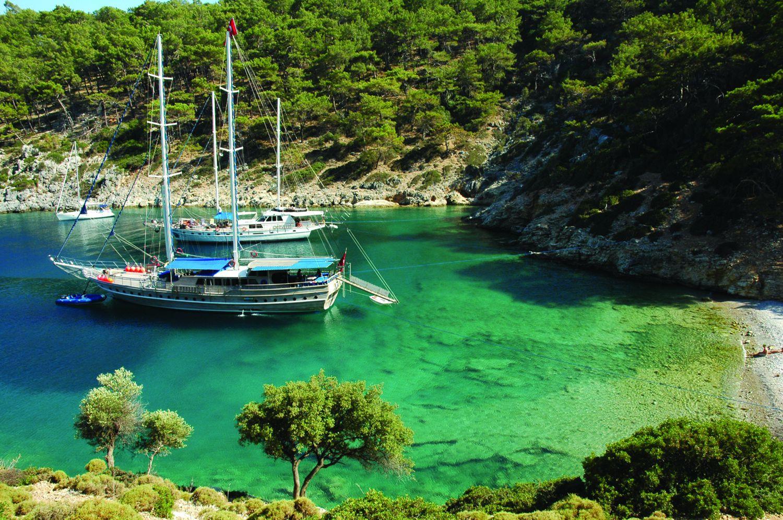 Yanpy Post 159 Boat Rentals Turkey
