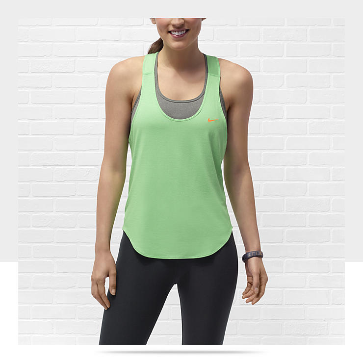 Nike Loose Elastika Womens Tank Top 597989 353 A