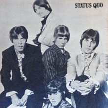 Las personitas cerilla de Status Quo