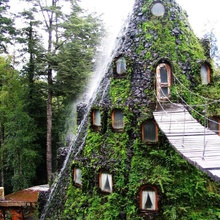 La montaña mágica (Panguipulli, Chili)