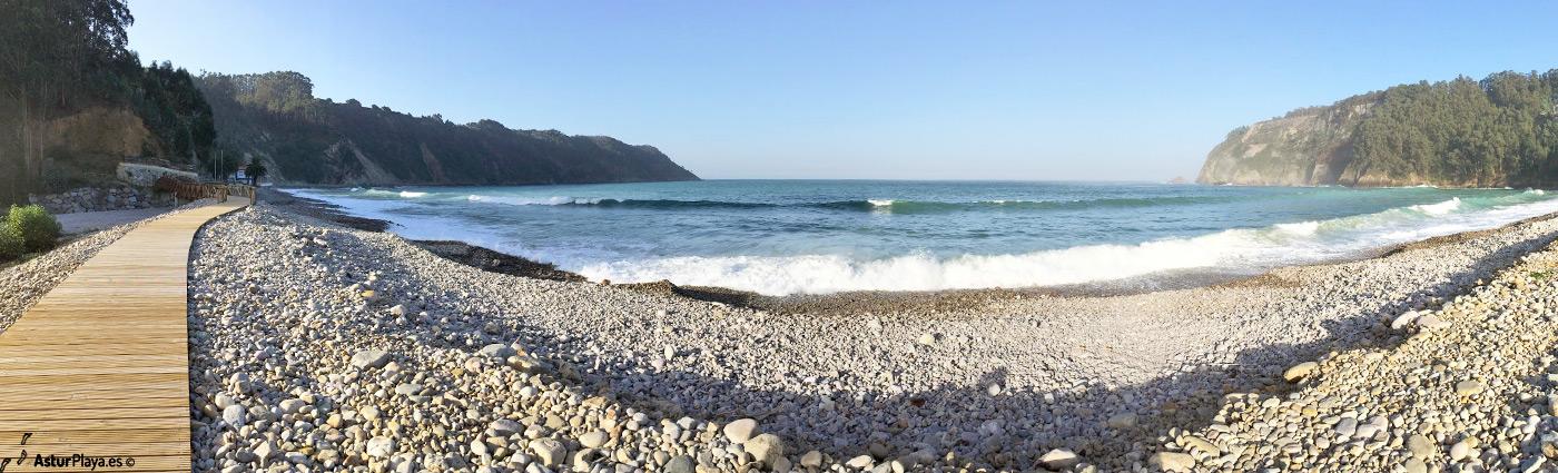 Concha De Artedo Beach Cudillero1