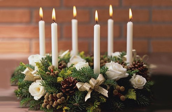 Christmas Table Decorating Ideas 3