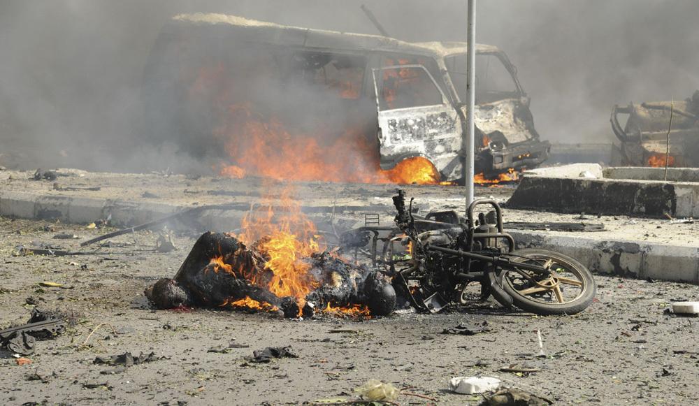 Syrie Attentat Damas Jpg
