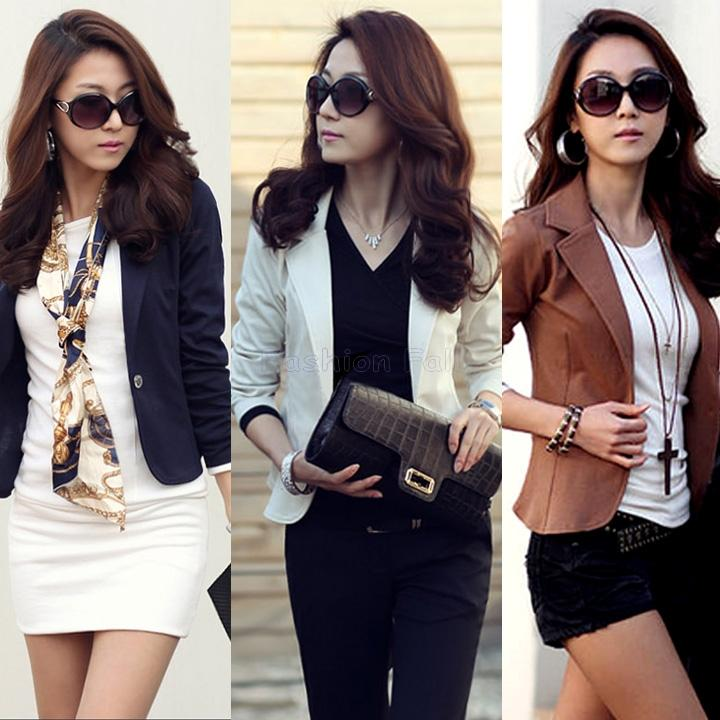 Formal Blazer Design In Diffrent Colors For Woman Half And Full Sleeve 1