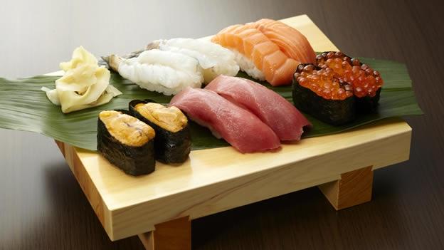 Get Comida Japonesa Sushi