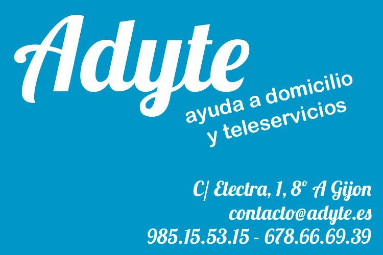 Adyte, ayuda a domicilio