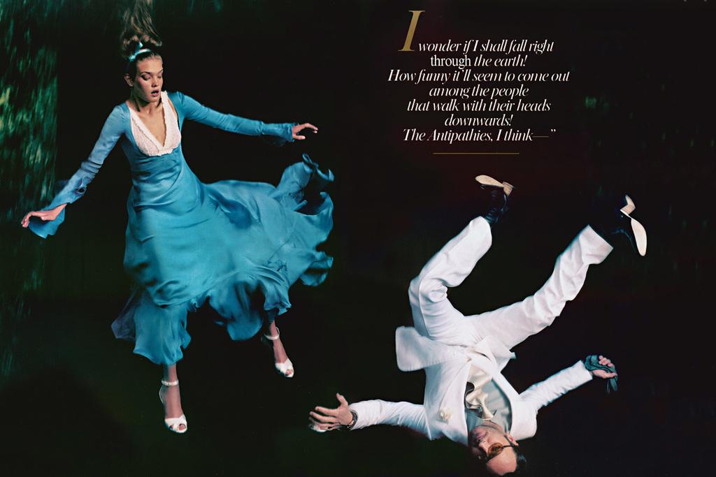 Alice In Wonderland By Annie Leibovitz 2