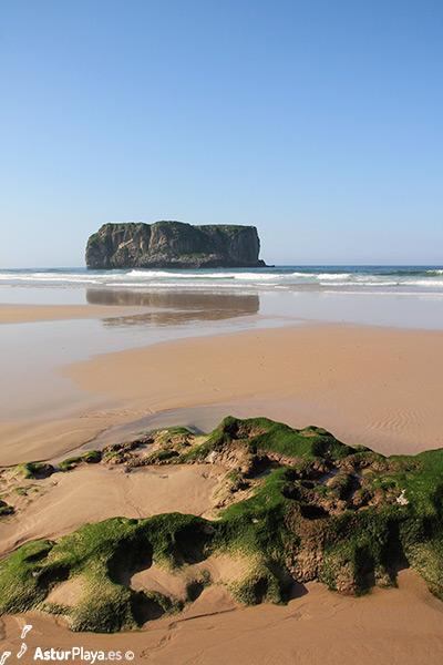 Andrin Beach Llanes Asturias