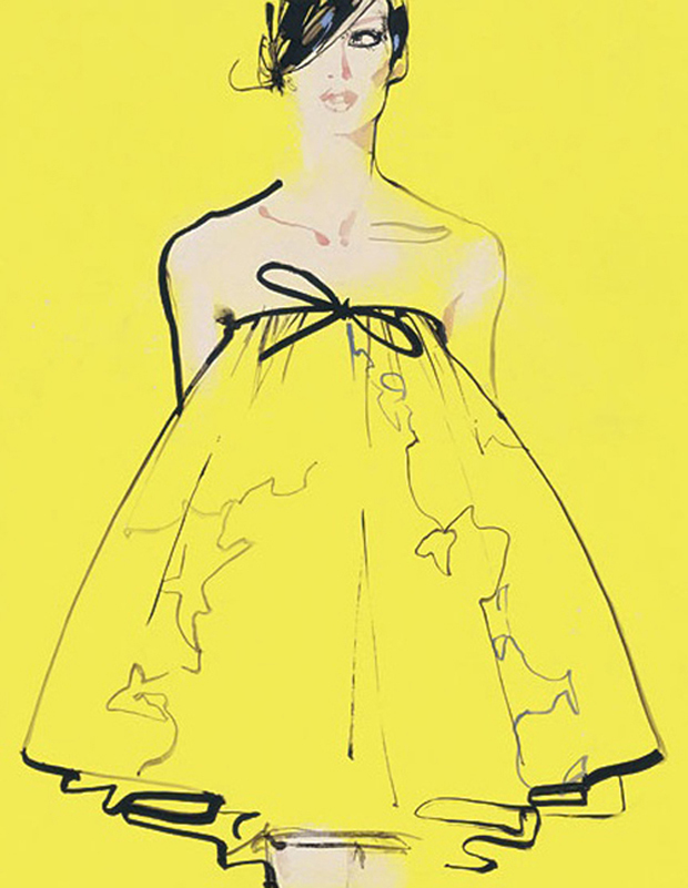 Fashion Illustration Main