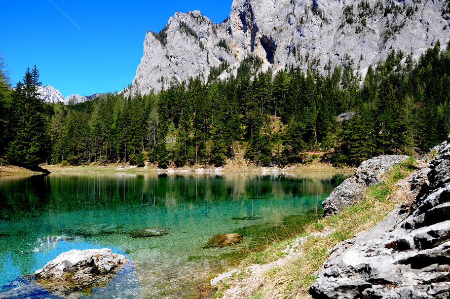 32272 The Green Lake Austria P