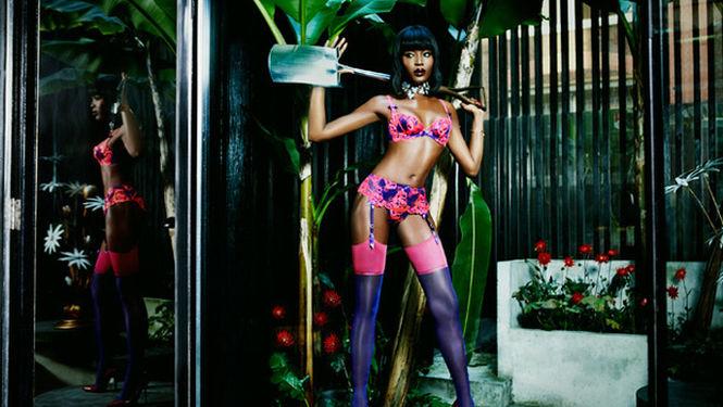 Naomi Campbell Mujima20141216 0006 33