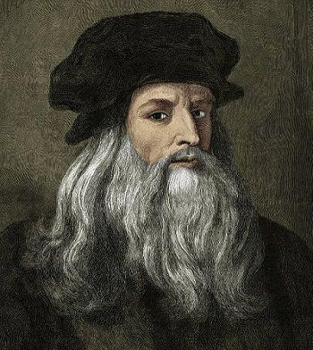 Leonardo Da Vinci Paintingsdrawingsquotesbiography
